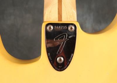 Fender Stratocaster 1972 OW (7)