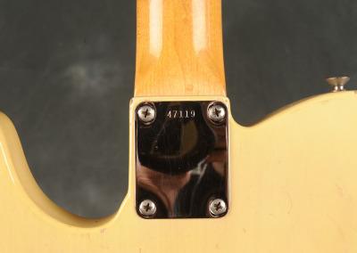 Fender Telecaster 1960 (3)