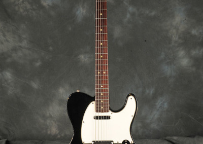 Fender Telecaster 1966 Black (1)