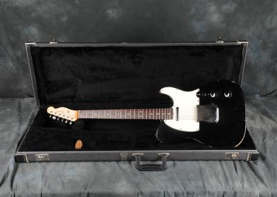 Fender Telecaster 1966 Black (14)