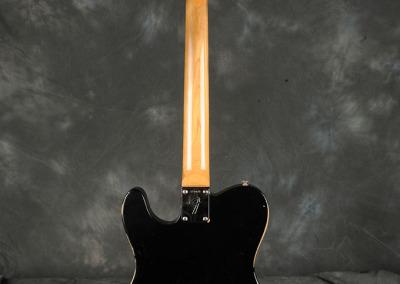 Fender Telecaster 1966 Black (2)