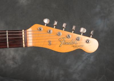 Fender Telecaster 1966 Black (6)