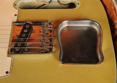 Fender Telecaster 1966 Sonic Blue (12)