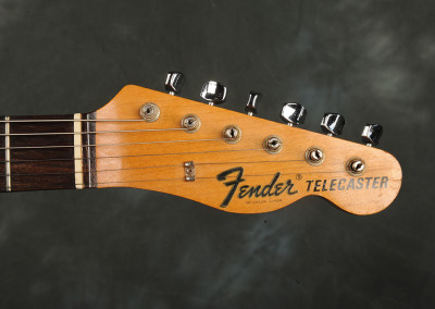 Fender Telecaster 1966 Sonic Blue (7)