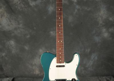 Fender Telecaster 1966 December (1)