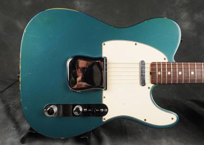 Fender Telecaster 1966 December (10)