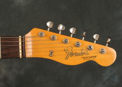 Fender Telecaster 1966 Sunburst (6)