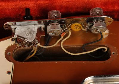 Fender Telecaster 1968 Finemist Gold (10)