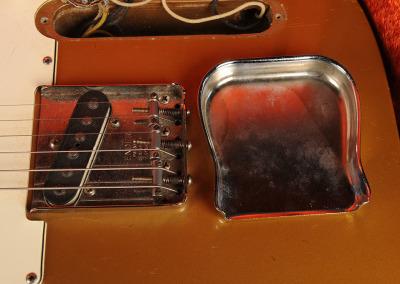 Fender Telecaster 1968 Finemist Gold (11)
