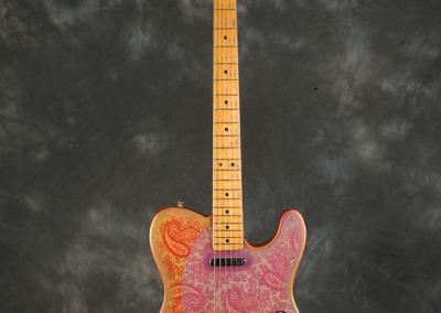Fender Telecaster 1968 Paisley (1)