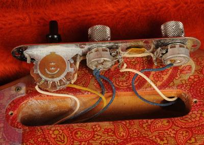 Fender Telecaster 1968 Paisley (11)