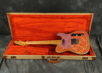 Fender Telecaster 1968 Paisley