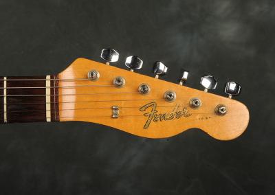 Fender Telecaster 1968 Sonic blue (5)