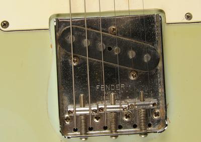 Fender Telecaster 1968 Sonic blue (9)