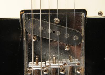 Fender Telecaster 1969 Black (11)
