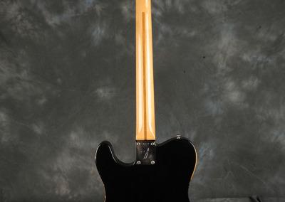 Fender Telecaster 1969 Black (3)