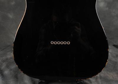Fender Telecaster 1969 Black (5)