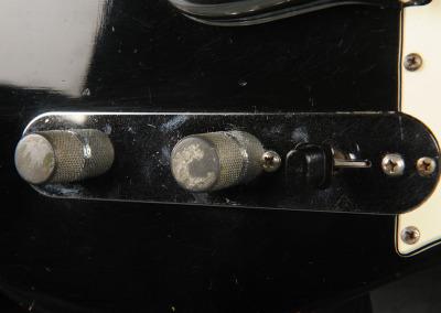 Fender Telecaster 1969 Black (9)