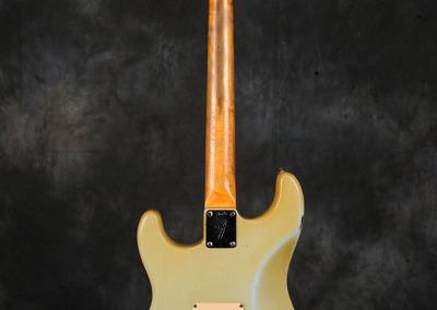 Fender stratocaster 1967 Sonic Blue (10)