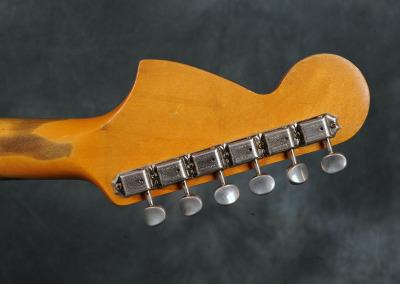Fender stratocaster 1967 Sonic Blue (14)