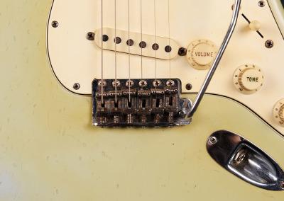 Fender stratocaster 1967 Sonic Blue (2)