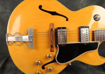 Gibson 1962 Jazz Guitar (5)