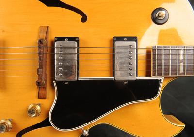 Gibson 1962 Jazz Guitar (7)
