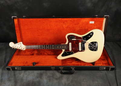 1964 Fender Jaguar Olimpic White