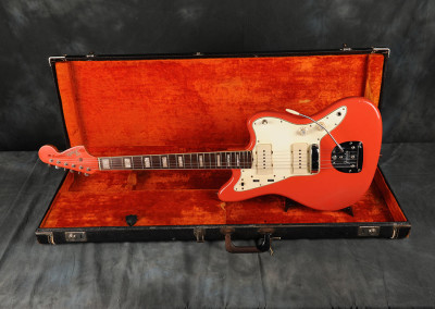 1966 Fender Jazzmaster Fiesta Red