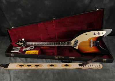 1966 Eko Bass Rokes IV