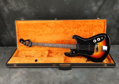 1966 Eko Bass Cobra IV