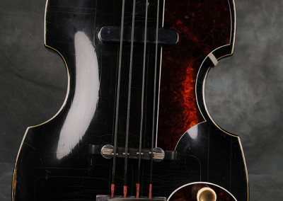 1956 Hofner Violin Bass Black