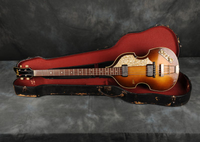 hofner 1962 violin bass sunburst