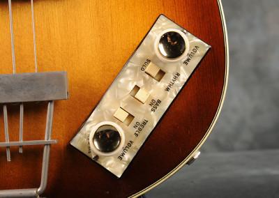 hofner 1963-64 violinbass sunburst  (6)