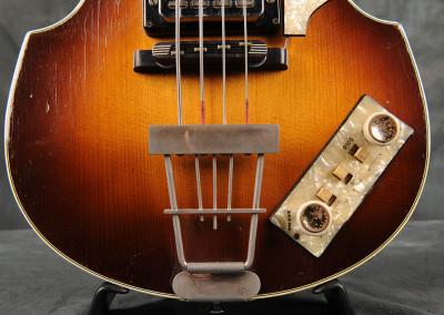 hofner 1963 violin-bass sunburst  (5)