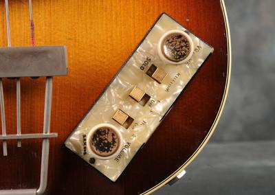 hofner 1963 violin-bass sunburst  (6)