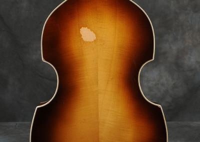 hofner 1963 violin-bass sunburst  (8)