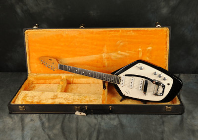 1963 Vox Phantom VI Black