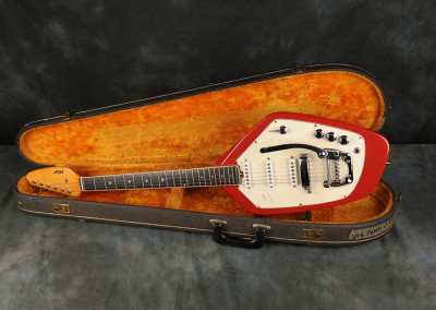 1965 Vox Phantom VI Red