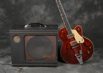 1958 Gretsch Amp Electromatic (5)