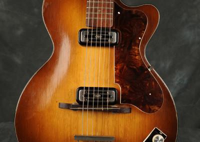 1959 Hofner 126 Club 60 (2)