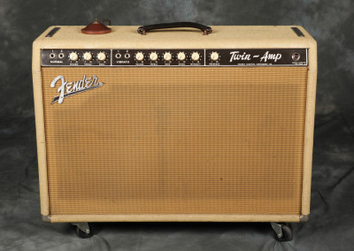 1961 Fender Twin-Amp