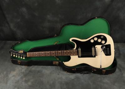 1962 Hofner 164 White