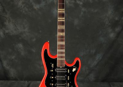 1964 Hofner 175 Red (1)