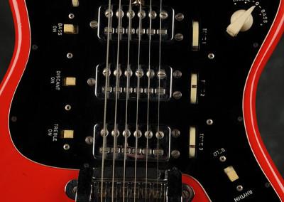 1964 Hofner 175 Red (3)