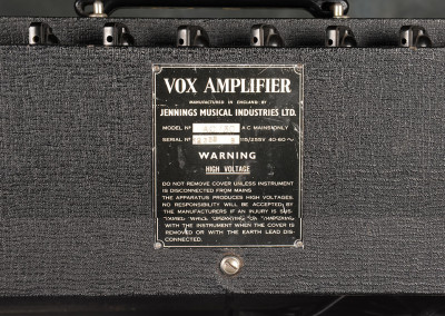 Vox 1961 AC 30 (10)