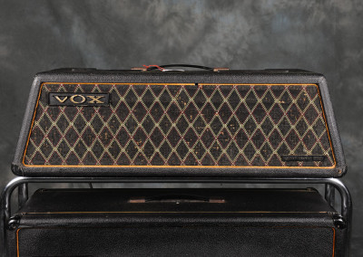 Vox amp Berkeley Super Reverb (2)