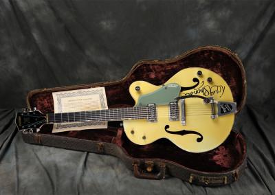 Gretsch 1959 6118 ex Tony Sheridan