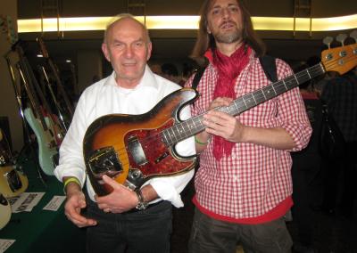 Ariberto Osio Fender Jazz Bass 1961
