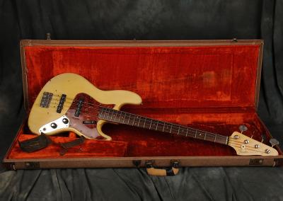 Fender 1960 Blond Stack-knob Rare Color